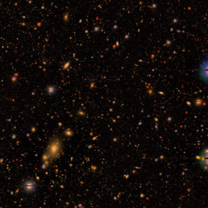 Universe was less than 10 % of its present age